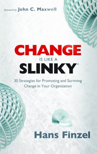9781881273684: Change is Like a Slinky