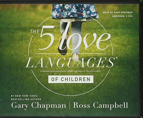 9781881273851 The Five Love Languages Of Children Cd
