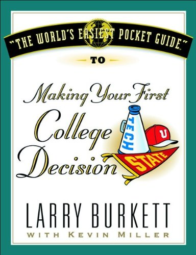 The World's Easiest Pocket Guide to Making: Burkett, Larry; Miller,
