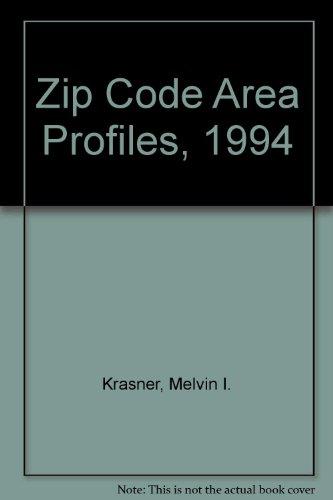 9781881277200: Zip Code Area Profiles, 1994