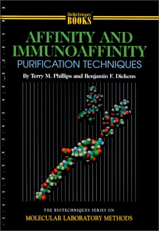 9781881299226: Affinity and Immunoaffinity Purification Techniques