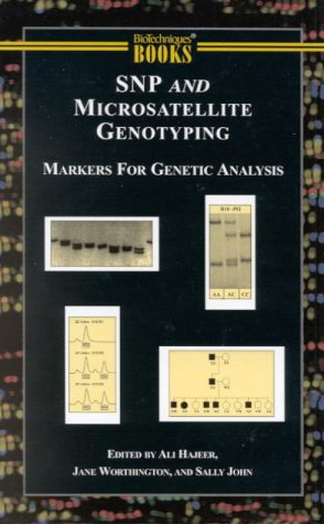 9781881299387: Snp and Microsatellite Genotyping (Molecular Laboratory Methods Series)