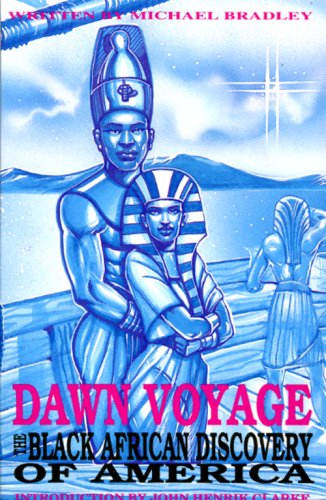 9781881316121: Dawn Voyage: The Black African Discovery of America