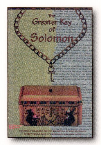 9781881316671: The Greater Key of Solomon