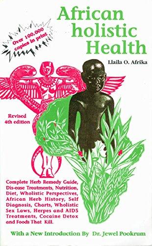african holistic health book