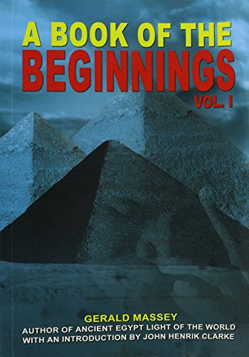 9781881316800: A Book of the Beginnings (Volume 1)