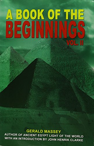 9781881316817: A Book of the Beginnings (Volume 2)