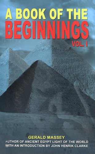 9781881316831: A Book of the Beginnings (2 Volume Set)