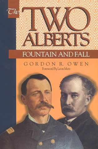 9781881325208: The Two Alberts: Fountain and Fall