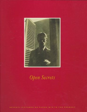 9781881337034: Open Secrets: Seventy Pictures on Paper: 1815 to the Present