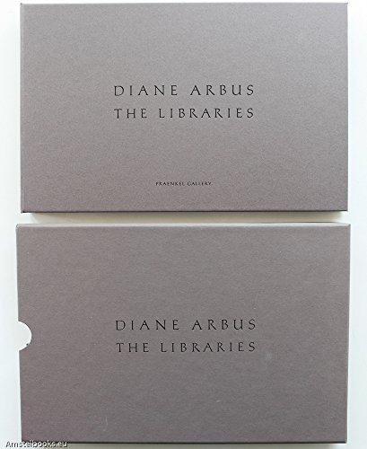 9781881337195: Diane Arbus: The Libraries