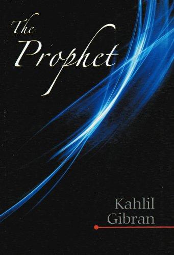 9781881338703: The Prophet