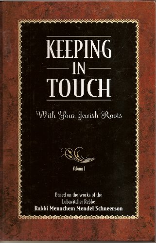 Keeping in Touch: Touger, Eliyahu