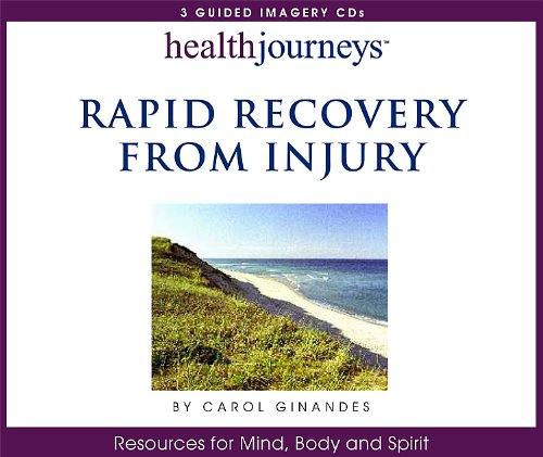 Rapid Recovery From Injury: Carol Ginandes