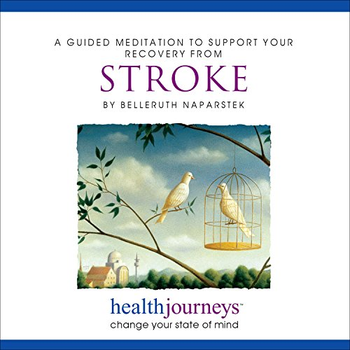 9781881405894: Health Journey's: A Meditation To Support your Recovery from Stroke