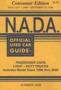 9781881406570: N.A.D.A. Official Used Car Guide: Consumer Edition : Summer 2006