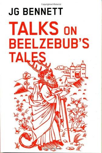 9781881408192: TALKS ON BEELZEBUB'S TALES