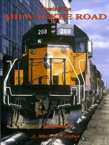 9781881411604: Diesels of the Milwaukee Road, Vol. 2