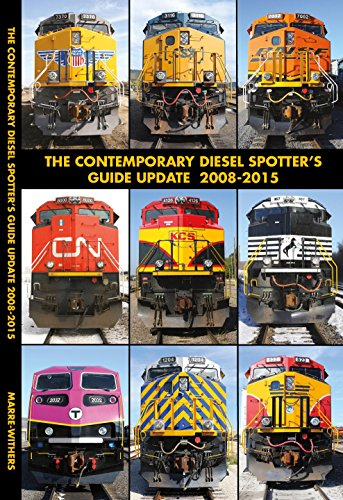 9781881411741: The Contemporary Diesel Spotter's Guide Update 2008-2015