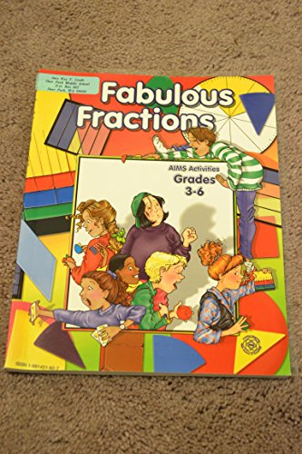 9781881431824: Fabulous fractions (AIMS activities)