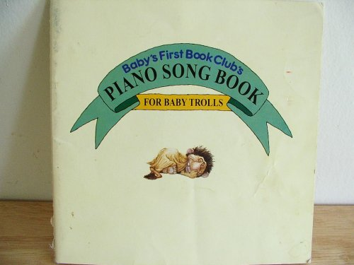 Baby's First Book Club's Piano Song Book: Sandvik Publishing Ltd.