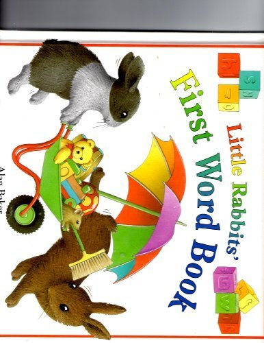 9781881445890: Little Rabbits First Word Book