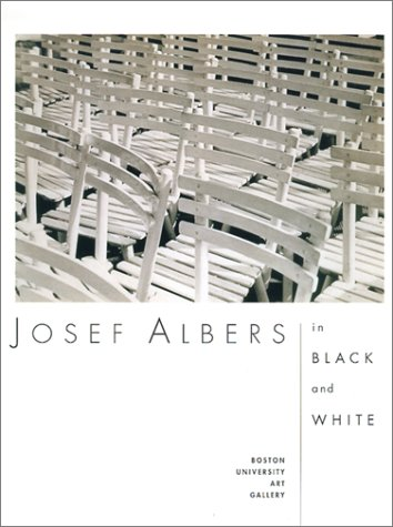 Josef Albers in Black and White: March: Josef Albers