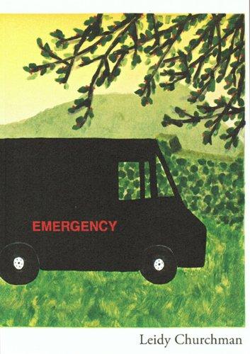 9781881450344: Leidy Churchman: Emergency