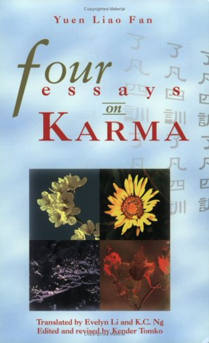 9781881493020: Four Essays on Karma
