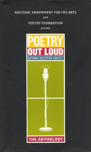 Poetry Out Loud the Anthology (National Recitation Contest): Stone, Dan; Stephen Young (edited by) ...