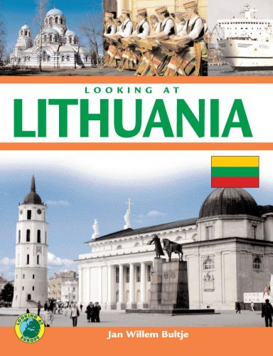 9781881508434: Looking at Lithuania (Looking at Europe)