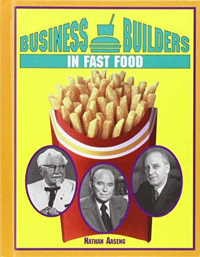9781881508588: Business Builders in Fast Food (Business Builders, 3)