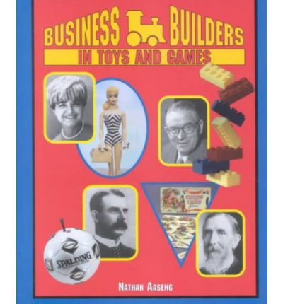 9781881508816: Business Builders in Toys and Games