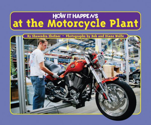 9781881508991: How It Happens at the Motorcycle Plant