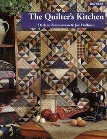 The Quilter's Kitchen (1881588041) by Darlene Zimmerman; Joy Hoffman