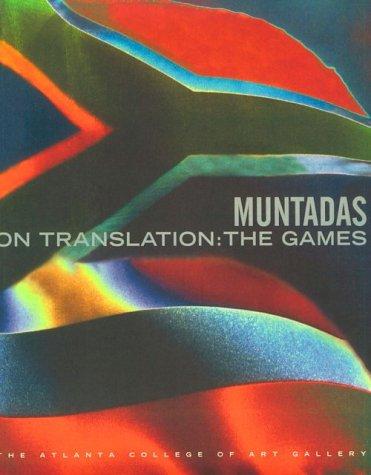 9781881616740: Muntadas: On Translation: The Games