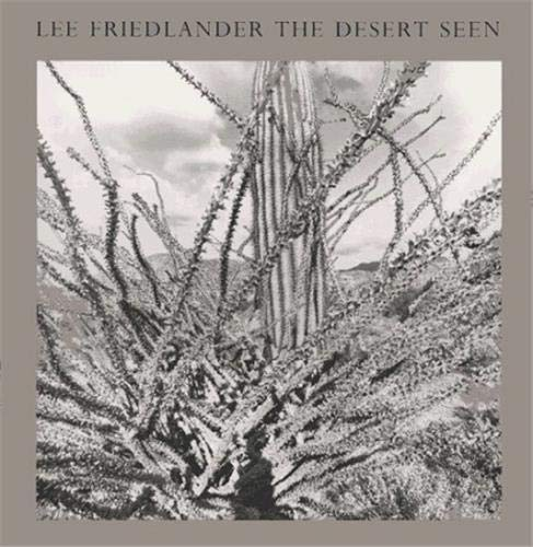 Lee Friedlander : The Desert Seen: Friedlander, Lee