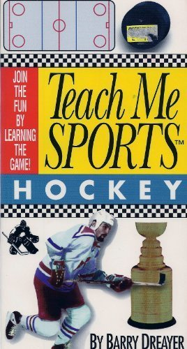 9781881649359: Teach Me Sports: Hockey/Join the Fun by Learning the Game