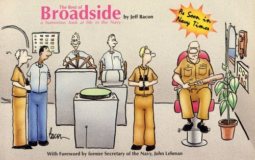 9781881651116: The Best of Broadside: A Humorous Look at Life in the Navy
