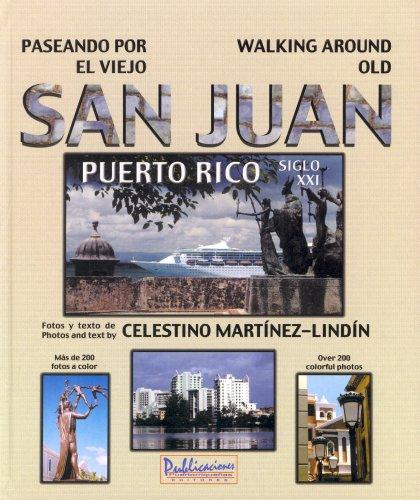 9781881720034: Walking Around Old San Juan Puerto Rico