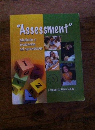 Assessment. Medición y evaluación del aprendizaje.: Lamberto Vera