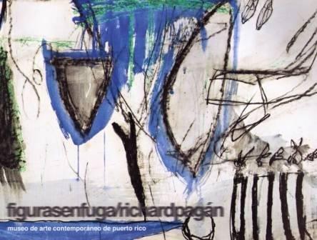 9781881723103: Figuras En Fuga / Richard Pagan