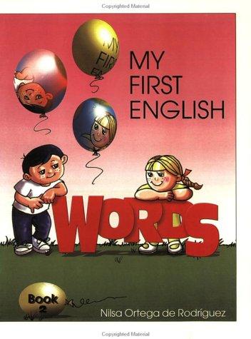 9781881729112: My First English Words II
