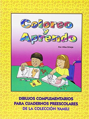 9781881729198: Coloreo y aprendo (Spanish Edition)