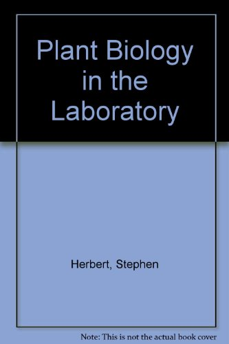 9781881795186: Plant Biology in the Laboratory