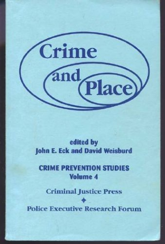 9781881798057: 4: Crime and Place: Crime Prevention Studies