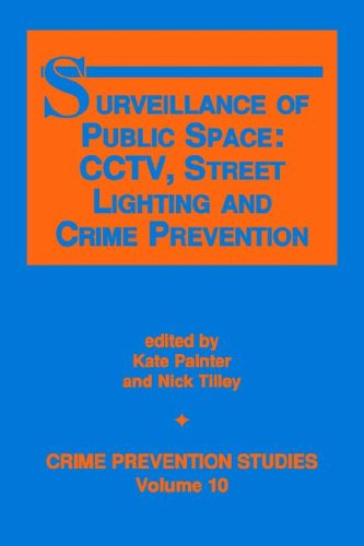 9781881798187: Surveillance of Public Space: Cctv, Street Lighting and Crime Prevention