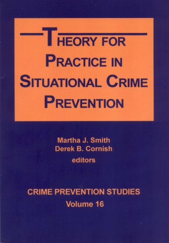9781881798439: Theory for Practice in Situational Crime Prevention (Crime Prevention Studies)