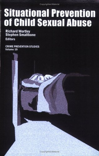 9781881798613: 19: Situational Prevention of Sexual Offenses Against Children (Crime Prevention Studies)