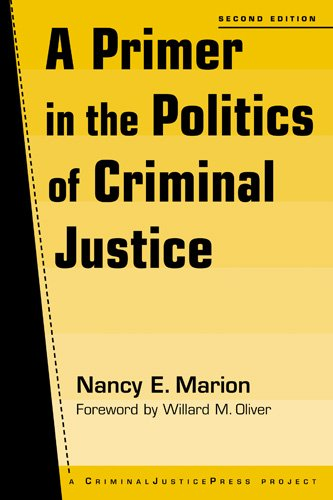9781881798798: A Primer in the Politics of Criminal Justice